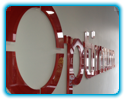 Click on the Image to View Completed Projects by Office Signs London